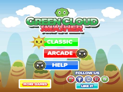 Green Cloud Smasher - Free