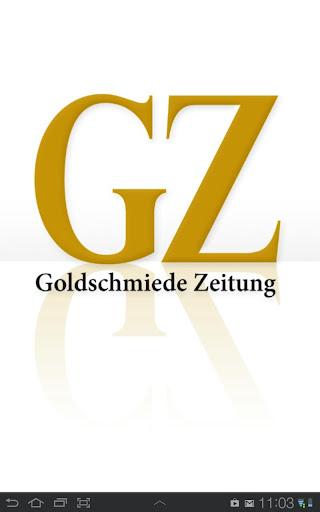 GZ Goldschmiede Zeitung