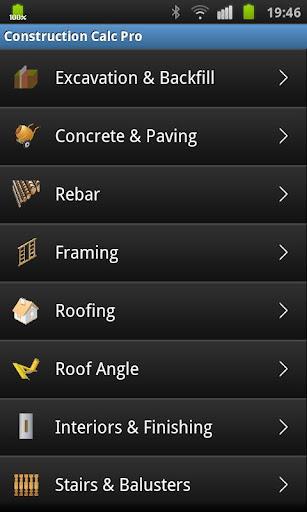 Construction Calc Pro