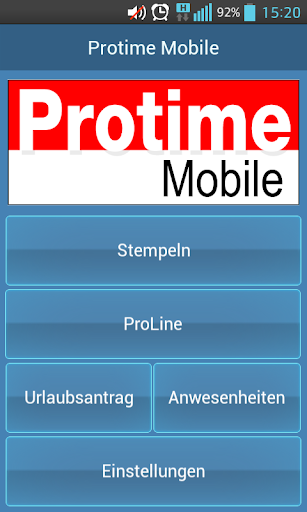 Protime Mobile