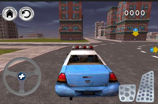 賽車遊戲必備免費app推薦|Highway市警察の駐車場線上免付費app下載|3C達人阿輝的APP