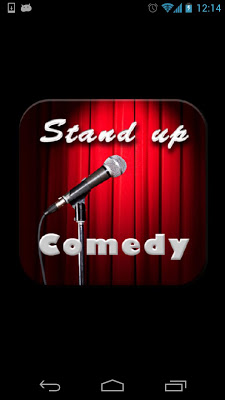 Stand Up Comedy - screenshot