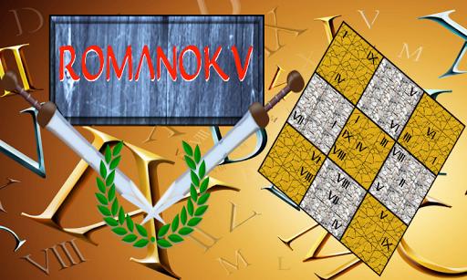 Romanoku Roman Sudoku