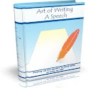 The Art of Writing a Speech logo