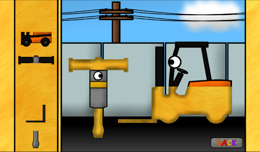 Kids Trucks: Puzzles- screenshot thumbnail