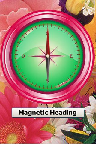 Flower Compass