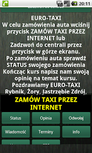 Euro24h.pl Taxi- screenshot thumbnail