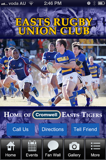Easts Tigers Rugby Union Club