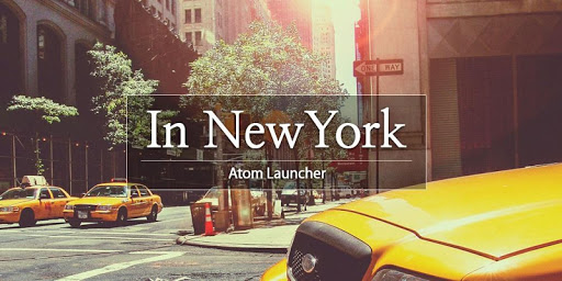 In New York Atom Theme