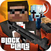 Block Clans - 3D Craft World