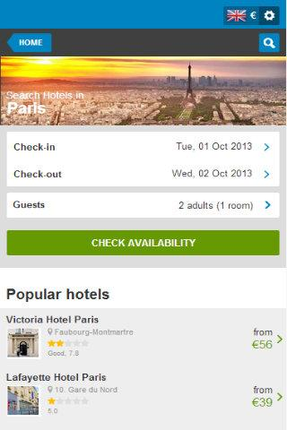 Paris Hotels 80 Discount