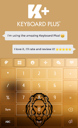 玩免費個人化APP|下載狮子键盘 app不用錢|硬是要APP