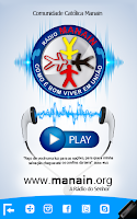 Screenshot of Radio Manain