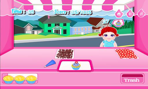 玩免費休閒APP|下載Cupcake Bar Serving app不用錢|硬是要APP