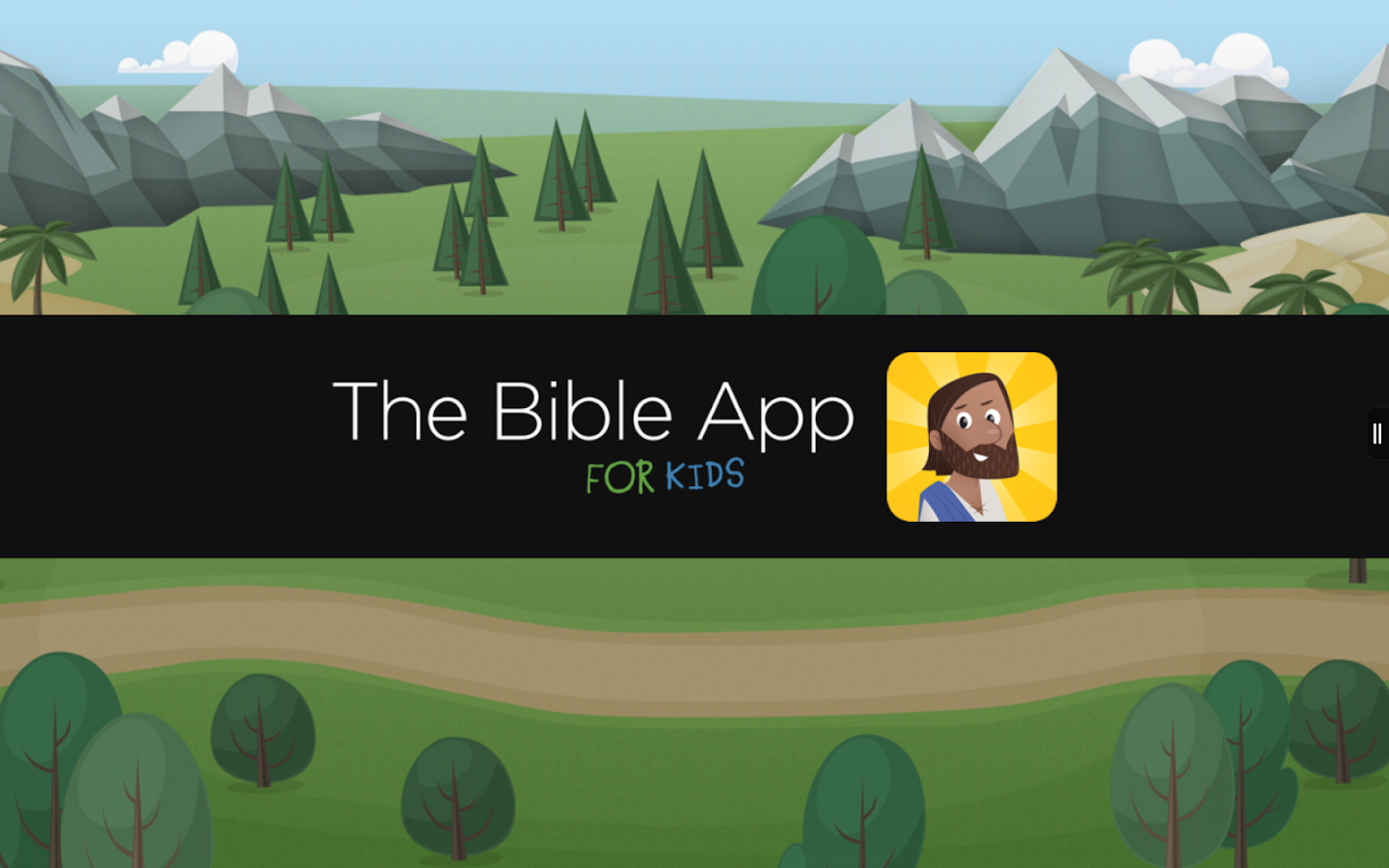 Bible for Kids - screenshot
