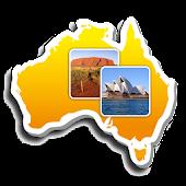 Australia Memory Game