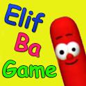Elif Ba Learning Game English icon