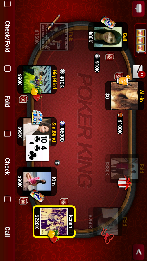 Poker KinG Online-Texas Holdem- screenshot