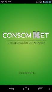 Consom Net– Vignette de la capture d'écran