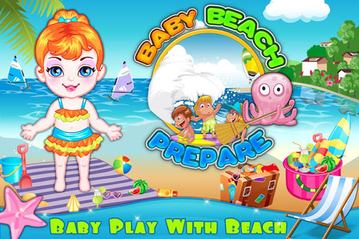 Baby Beach Prepare Fun