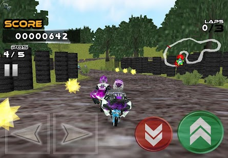 Pocket Bike Race- screenshot thumbnail