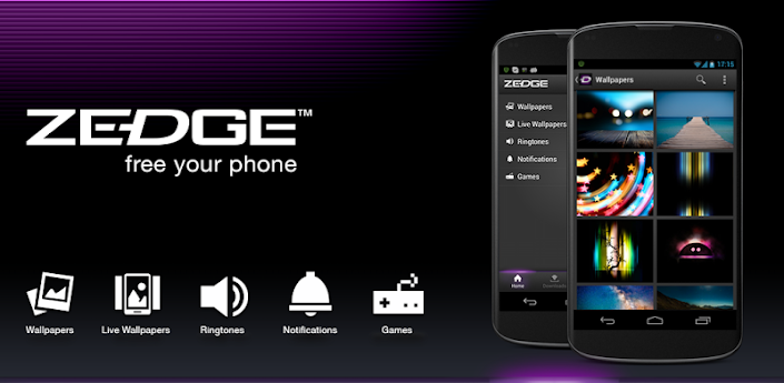 Free Ringtones, Wallpapers, Alerts, Live Wallpapers with ZEDGE