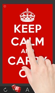 Keep Calm And ____?- miniatura screenshot