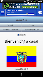 Ecuador Guide Radio and News - screenshot thumbnail