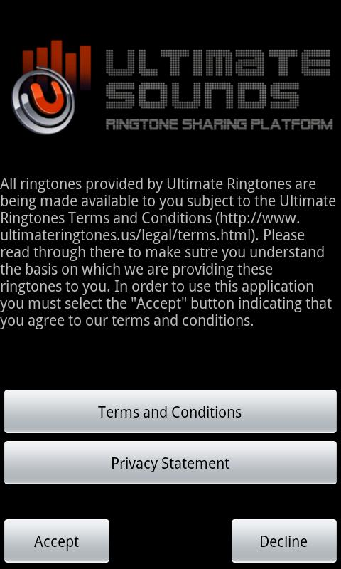 Funny SMS Ringtones - screenshot