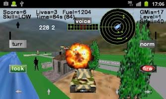 Screenshot of Armour Battle Tank