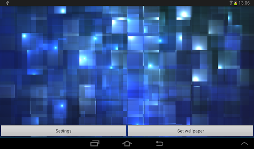 Crystalline Live Wallpaper v2.5