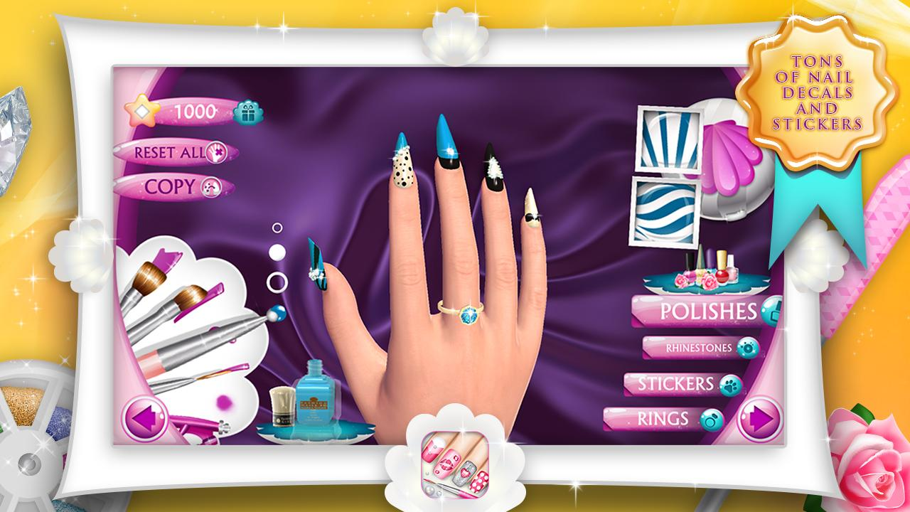 Download Fashion Nails 3D Girls Game APK latest version app for ...