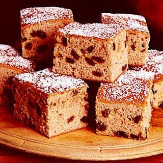 Raisin Spice Cake