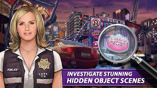 CSI: Hidden Crimes - screenshot thumbnail