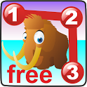 Connect the dots Ice Age icon