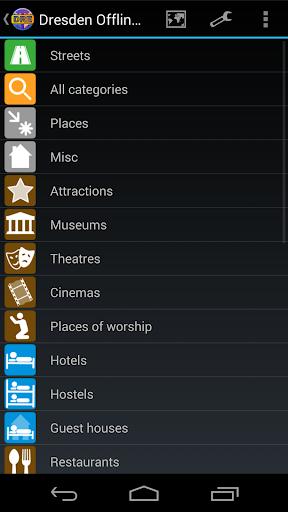 【免費旅遊App】Dresden Offline City Map-APP點子