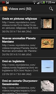 Ovnis reales- screenshot thumbnail