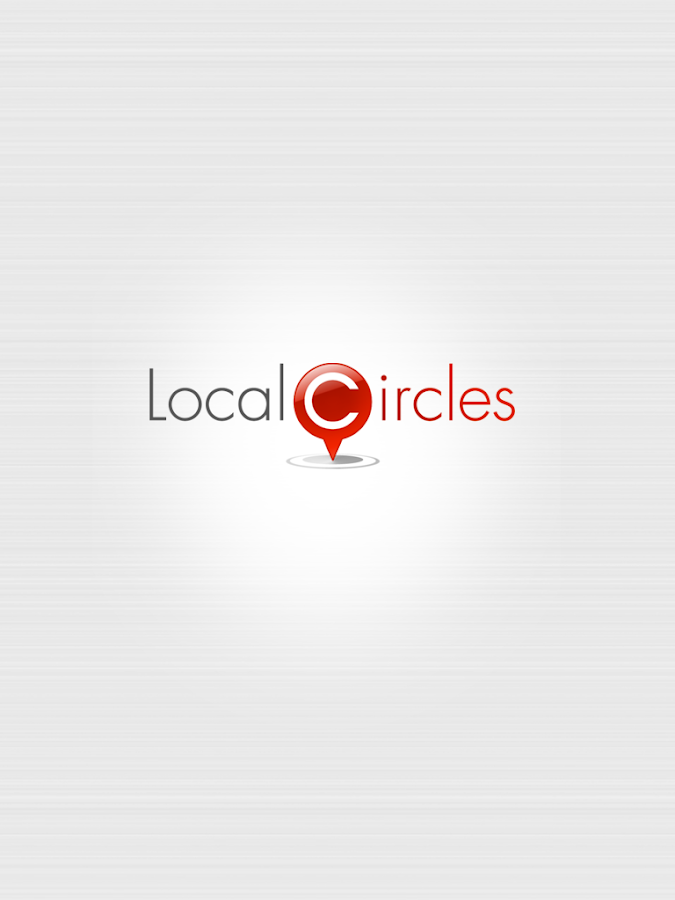 LocalCircles- screenshot