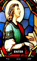 Screenshot of Christian and Catholic music