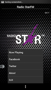 Radio StarFM- screenshot thumbnail