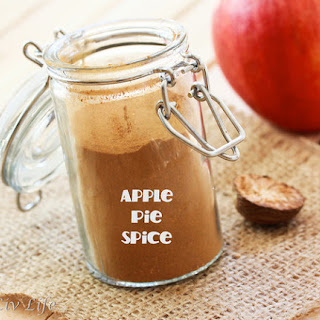 DIY Homemade Apple Pie Spice