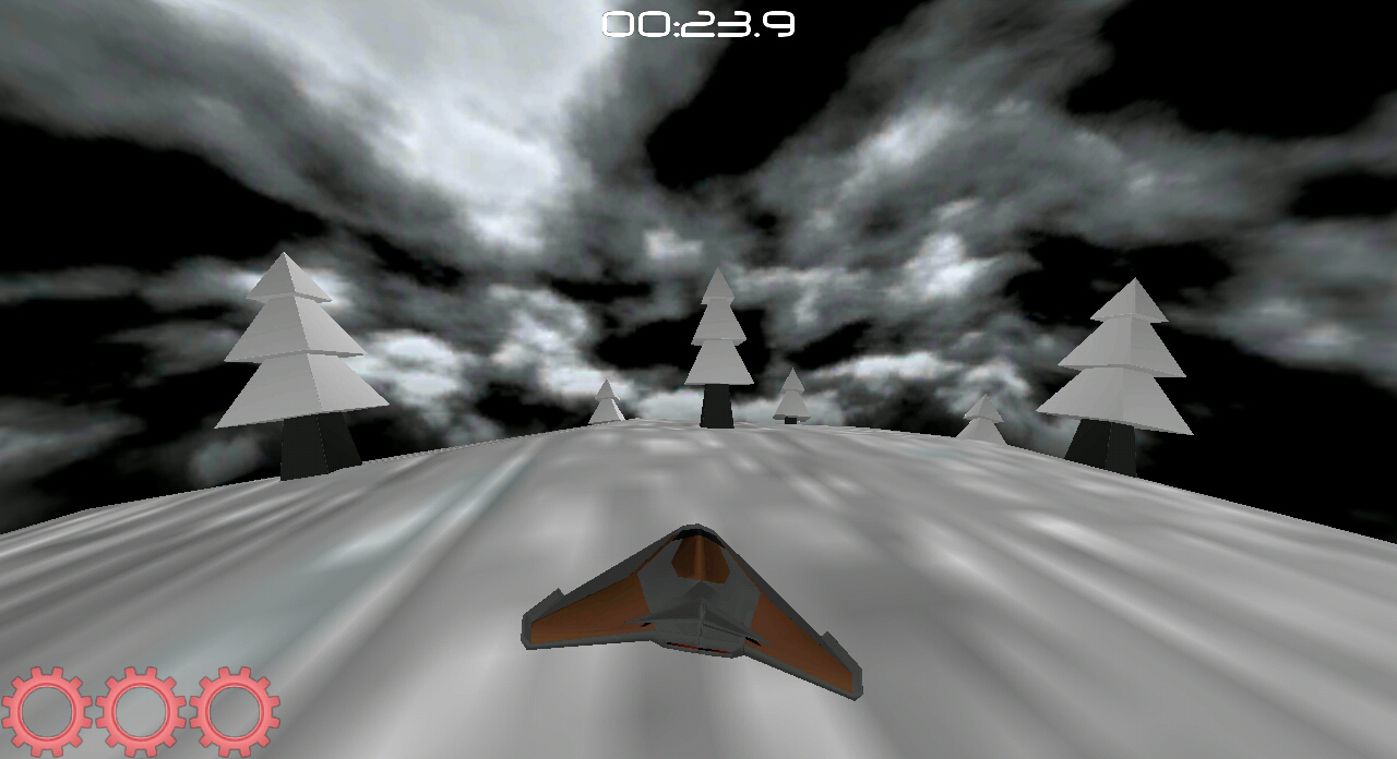 Little Hill Racer - screenshot