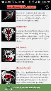 BDSMusic: Protos Screenshot 2