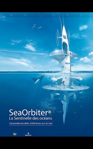 SeaOrbiter bienvenue à bord