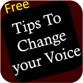 Tips To Change your Voice