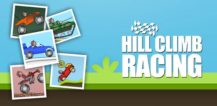 Hill Climb Racing v. 1.6.2 - гонки на основе физики для андроид