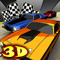 Street Drag 3D - Racing cars icon