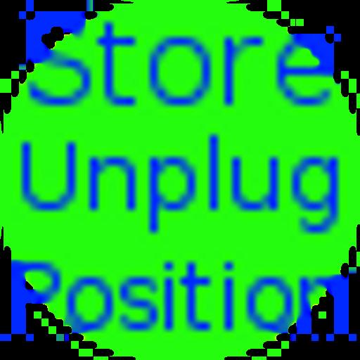 Store Unplug Position