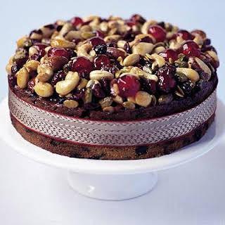 Jewelled Fruit, Nut & Seed Cake.