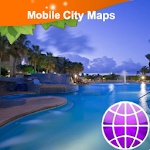 Aruba Street Map
